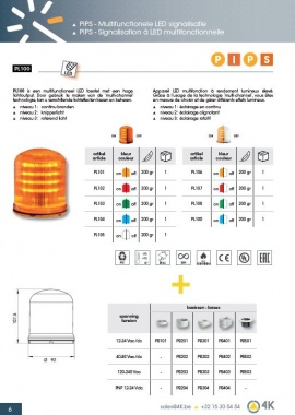 Specifications PL100